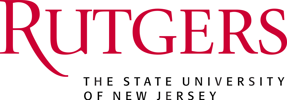 Logo université de Rutgers