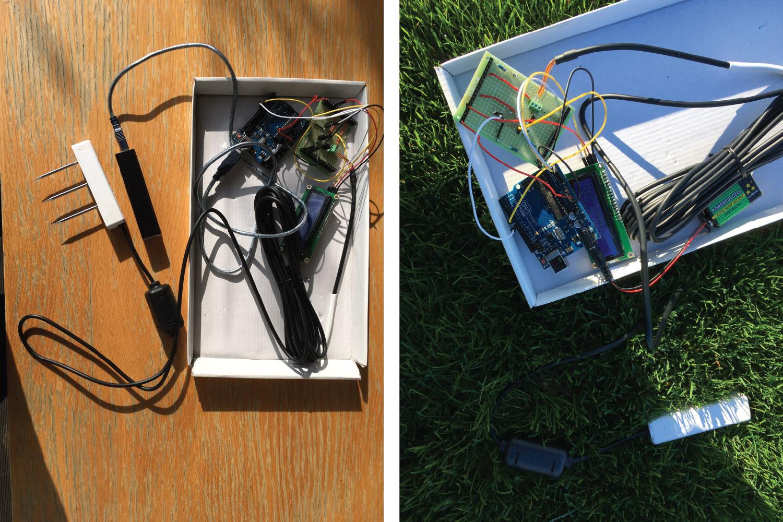 Prototype lecture capteur Teros 11/12